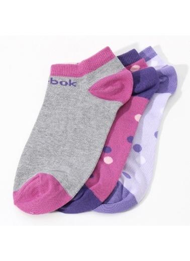 Reebok Spor Çorap Mor